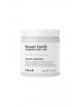 Nook Beauty Family Organic conditioner (romiceanddattero) til kemisk behandlet hår. 250 ml.-20