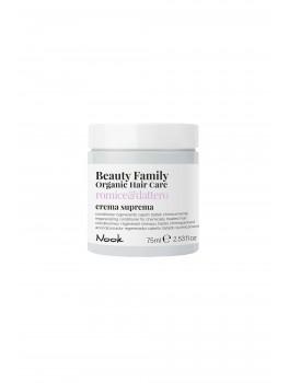 Nook Beauty Family Organic conditioner (romiceanddattero) til kemisk behandlet hår. 75 ml.-20