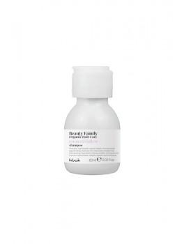 Nook Beauty Family Organic shampoo (romiceanddattero) til kemisk behandlet hår. 60 ml.-20