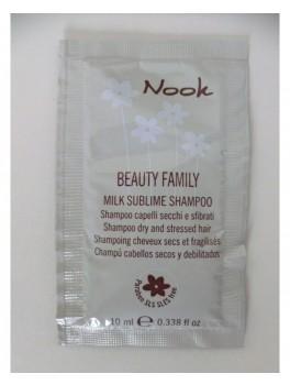Nook Milk shampoo små prøver 10 ml.-20