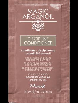 Nook Argan Sachet prøve DISCIPLINE Conditioner 10 ml-20