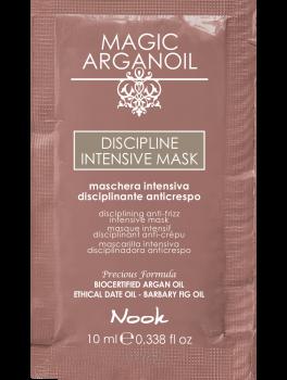Nook Argan Sachet prøve DISCIPLINE Intensive Mask 10 ml-20