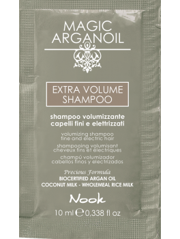 Nook Extra vol. Sachet prøve EXTRA VOLUME Shampoo 10 ml-20