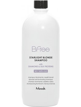 Nook BFree Starlight Blonde Shampoo 1000 ml.-20
