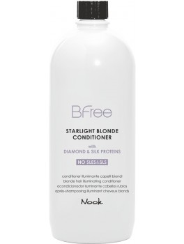 NOOK BFree Starlight Blonde Conditioner 1000 ml.-20