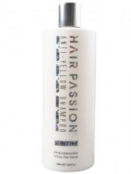 Hairpassion Anti Yellow silver shampoo 500 ml. vejl. 169,-20