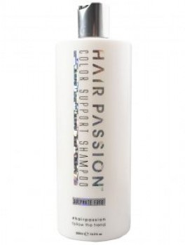 Hairpassion Color support shampoo 500 ml. vejl. 169,-20