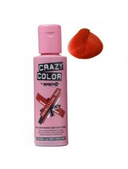 Crazy Color Vermillion Red 40-20