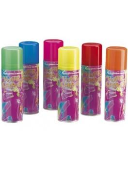 Farvespray Glitterspray Sølv 125 ml.-20