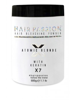 Hairpassion Atomic Blonde bleach lysning 500 g-20