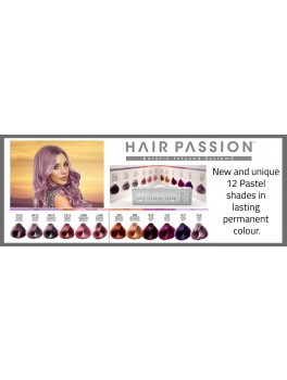 Hairpassion HP Pastel Farvekort-20