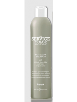 "Nook No Yellow ""The service color"" Silver shampoo 300 ml.-20"