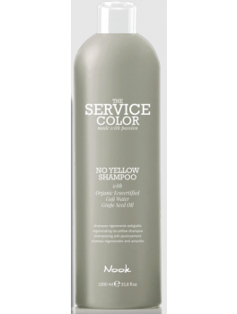 "Nook No Yellow ""The service color"" Silver shampoo 1000 ml.-20"