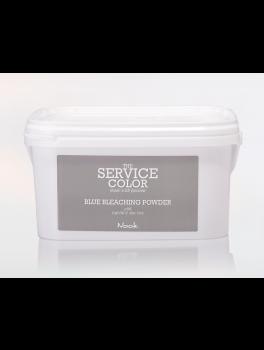 """Nook """"The Service Color"""" Lysning Blue 4 x 500 gram ØKO pakke-20"""