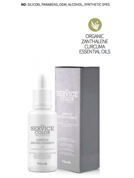 """the service color"" LENITIVE AROMA SYNERGY. 50 ml.-20"