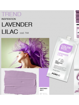 ColorandCo LAVENDER PASTEL MASK 50 ml. 12 stk i en pk.-20