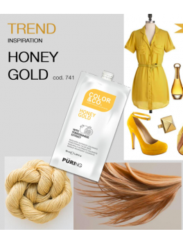 ColorandCo Honey Gold 50 ml. 12 stk i en pk.-20