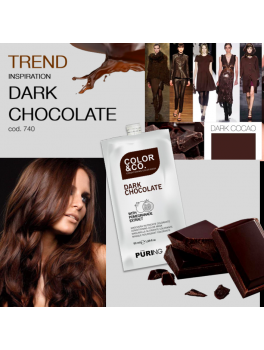 ColorandCo Chocolade MASK 50 ml. 12 stk i en pk.-20