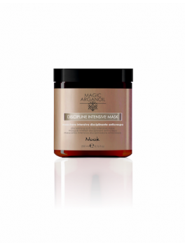 Argan Discipline MASK / Kur anti-frizz til kraftigt og frizzy hår 250 ml.-20