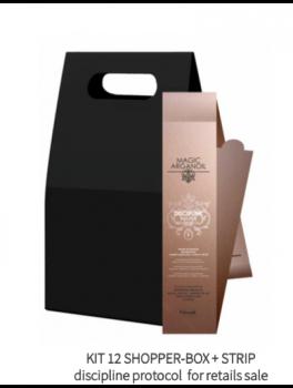 NOOK ARGAN DISCIPLINE Shopper box / Gaveæske-20