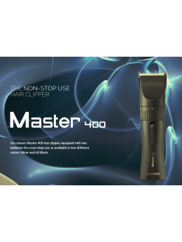 Axima MASTER 400 ALL BLACK Trimmer-20