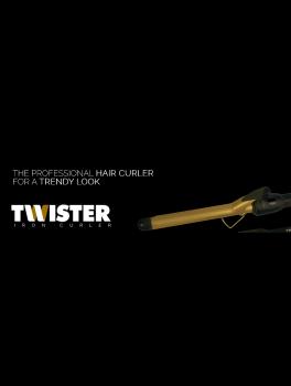 Axima TWISTER krøllejern 25 mm-20