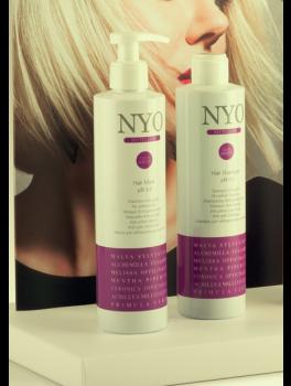 NYO NO YELLOW 2 x 300 ml sæt shampoo og mask.-20