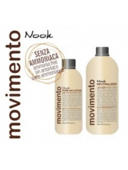 NOOK Permanent Uni lotion 500 ml. Til alle hårtyper-20
