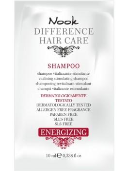 NOOK DHC Energizing prøve shampoo 10 ml.-20