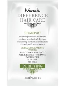 NOOK DHC Purifying anti skæl prøve shampoo 10 ml.-20
