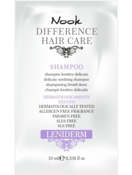 NOOK DHC Leniderm prøve smoothing shampoo 10 ml.-20
